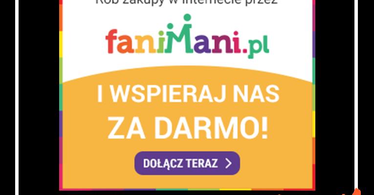 Wspieraj TPD przez FaniMani